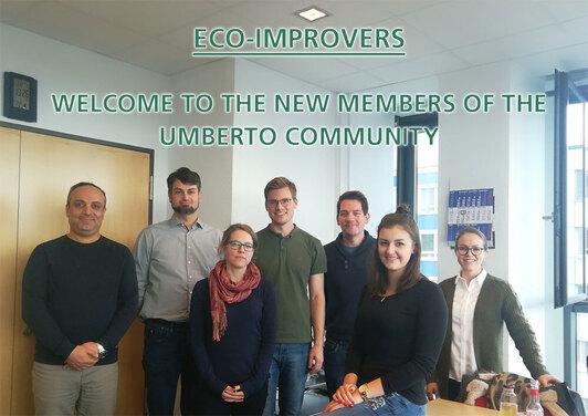 Wir sind Eco-Improvers!