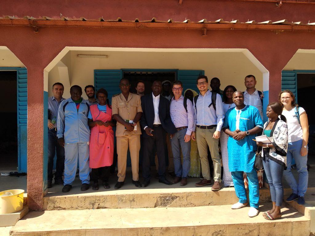 """Gemeinde Nohfelden unterstützt Afrika mit Preisgeld aus dem Wettbewerb """"Global nachhaltige Kommunen im Saarland"""""""