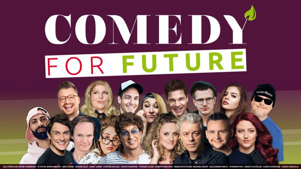Comedy for Future in Köln