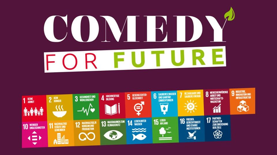 """Event-Verschiebung """"Comedy for Future"""" in der Lanxess-Arena"""