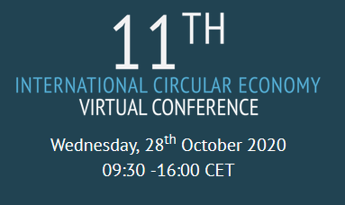 SAVE-THE-DATE: 11th International Circular Economy Virtual Conference
