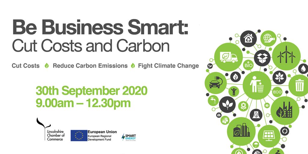 """Virtual conference & exhibition """"Be Business Smart: Cut Costs and Carbon'"""""""