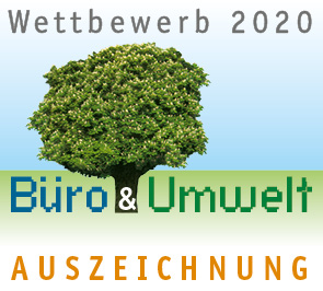 "Competition ""Büro & Umwelt"" - Award of the Environmental Campus Birkenfeld"