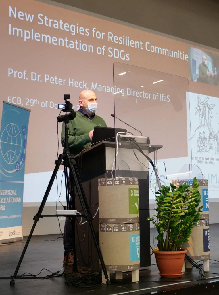 """Internationales Vernetzungstreffen """"Global Nachhaltige Kommunen im Saarland"""""""
