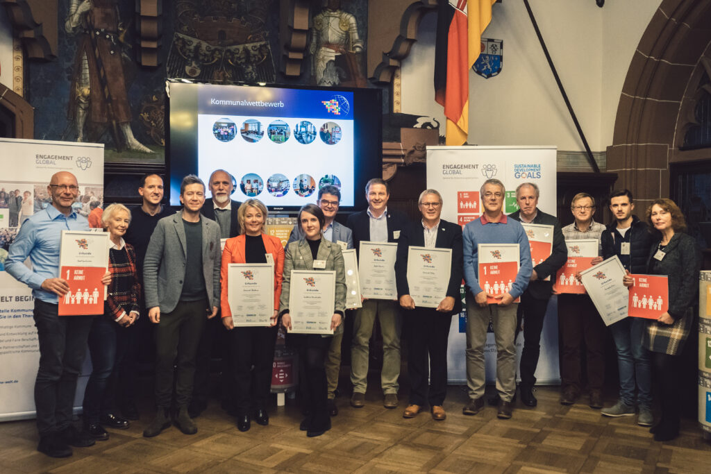 """Complete documentation on the project """"Globally Sustainable Municipalities in Saarland"""" published"""