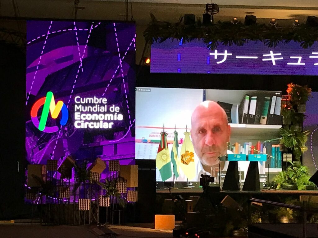 Review of the International Circular Economy Conference in Argentina