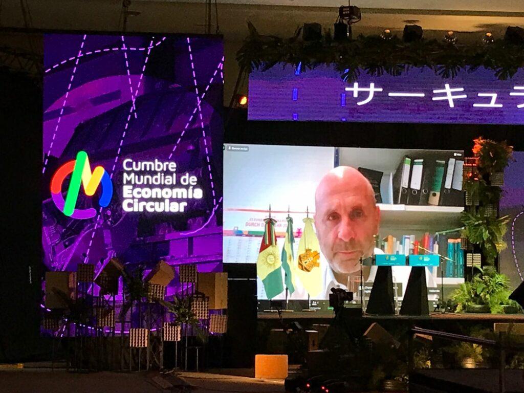 Rückblick zur Internationalen Kreislaufwirtschaftskonferenz in Argentinien