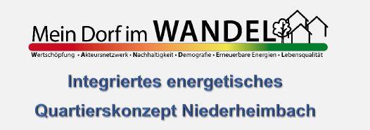 Energetisches KfW-Quartierskonzept Gemeinde Niederheimbach